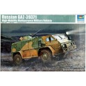 RUSSIAN GAZ-39371 HIGH-MOBILITY MULTIPURPOSE MILITARY VEHICLE