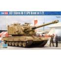 GCT 155MM AU-F1 SPH BASED OM T-72