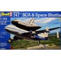 747 SCA &SAPACE SHUTTLE