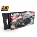 GERMAN MODERN VEHICLES