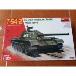 T-54-2 SOVIET MEDIUM TANK MOD.1949