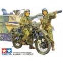 JAPAN GROUND SELF DEFENSE FORCE MOTORCYCLE