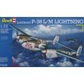 LOCKHEED P-38 L/M LIGHTNING
