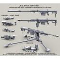 BARRETT M82A1/107A1 .50