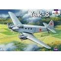 YAKOVLEV YAK-8 SOVIET PASSENGER AIRCRAF